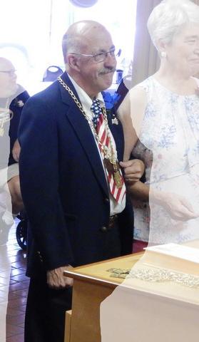 Jim Broadbent, Worthy President 2018-19