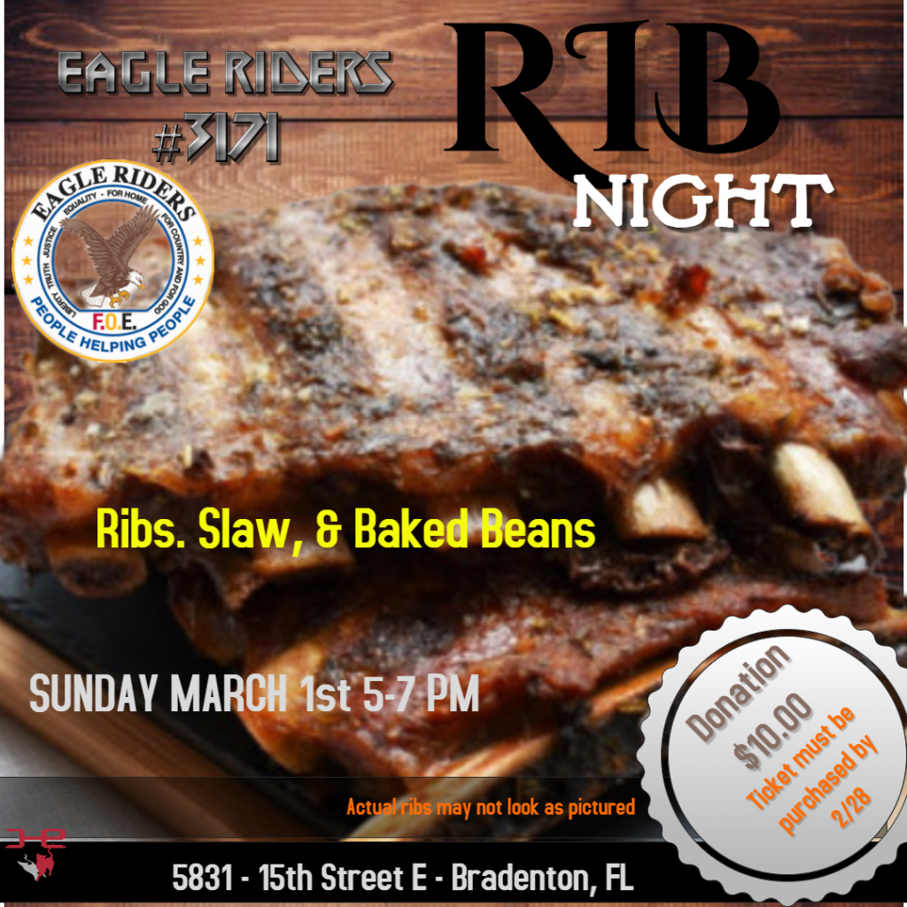 Rib Night Riders 3171