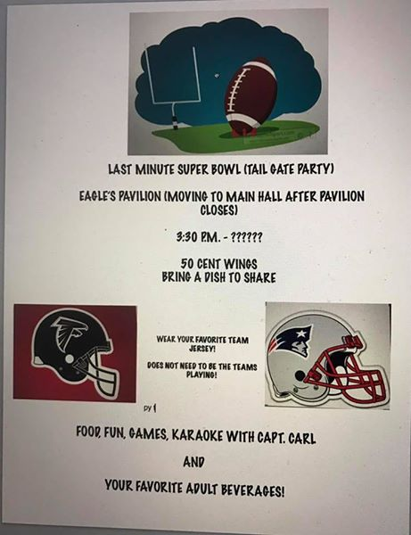 Super Bowl LI Party 2017