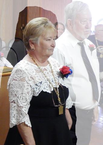 Beverly Brooks, Madam President 2018-19